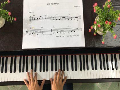 Piano Đệm Cơ Bản